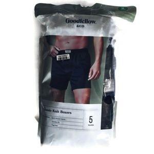 Goodfellow & Co knit boxers 5pk M